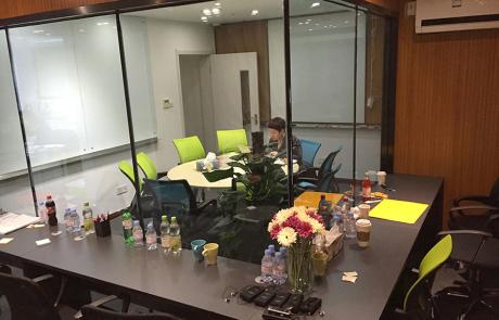 Shanghai focus group - Observation Room 1