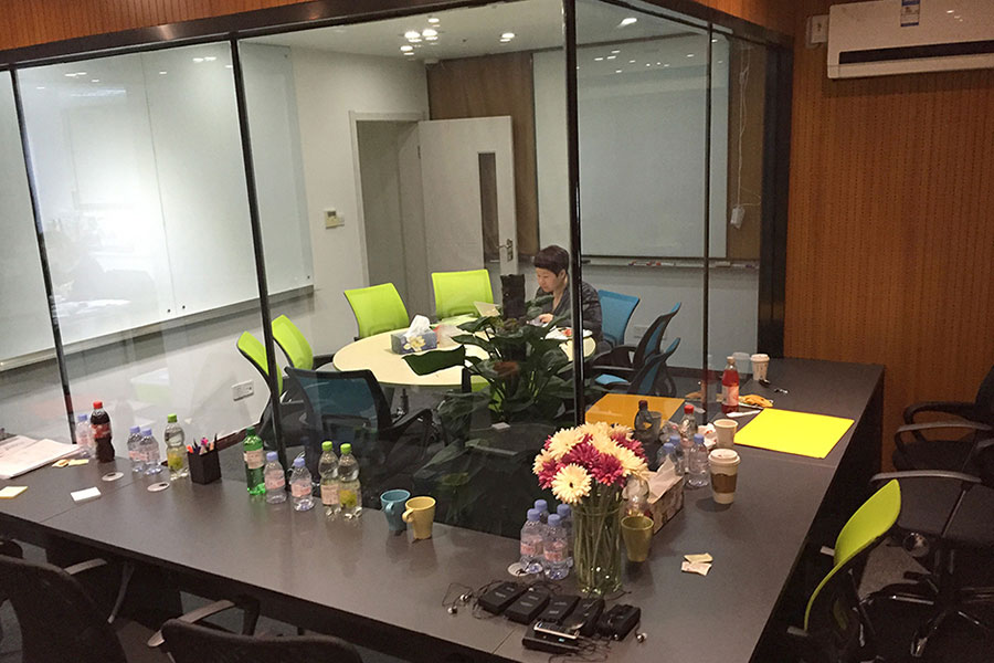 Shanghai FGD Observation Room